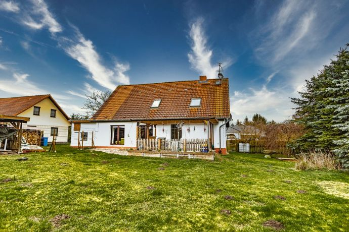 schönes Einfamilienhaus mit großem Grundstück nahe Güstrow