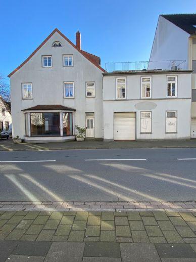 VERKAUFT! Wohn- und Geschäftshaus in Vegesack zu verkaufen!