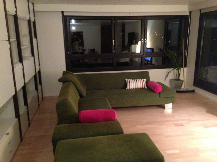Ruhige, moderne Karlsruhe Grötzingen 4,5-Zimmer-Wohnung mit großer Balkon und Tiefgarage