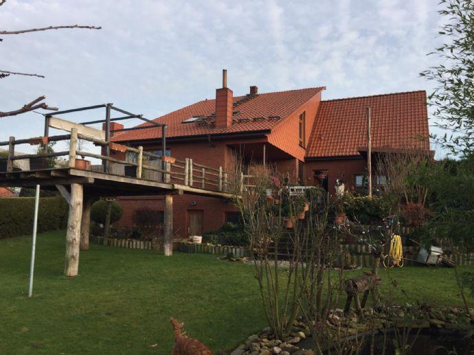 Einfamilienhaus in Estorf mit traumhafter Aussicht zu verkaufen