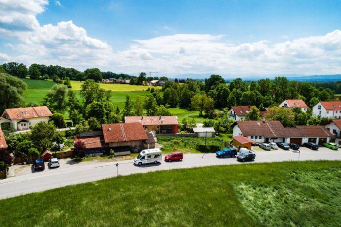 Bauen am Ammersee - sonniges EFH / DH Grundstück