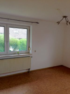 Wohnküche mit Doppelfenster