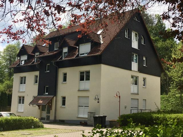 Schöne 3-Raum Wohnung mit Balkon für Naturliebhaber