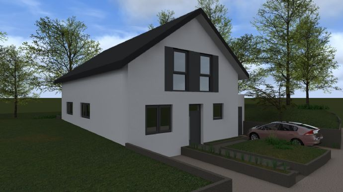 Moderner Neubau inkl. Grundstück und Garage