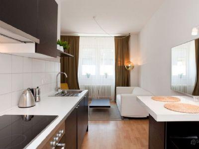 Ein Zimmer Wohnung Apartment Berlin (2BHKQ4H)