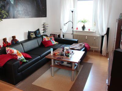 Bad Vilbel 3-Raum-Wohnung im 2. Obergeschoss