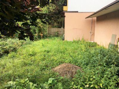 ca. 120 m² Garten für mögliche EG-Wohnung
