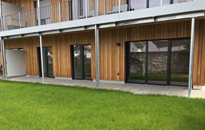 3,5-Zimmer-Wohnung mit Leicht-EBK in Neubau