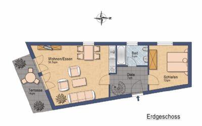 liebenswerte mieter suchen f r 100 m garten maisonett whg. Black Bedroom Furniture Sets. Home Design Ideas