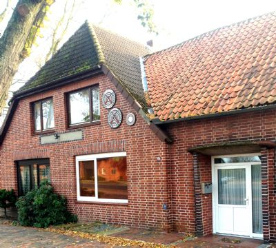 2 Zimmer Wohnung (EG links hinten) Deblinghausen 51 in Steyerberg