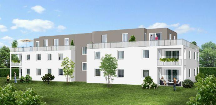 Schicke Wohnung mit Balkon