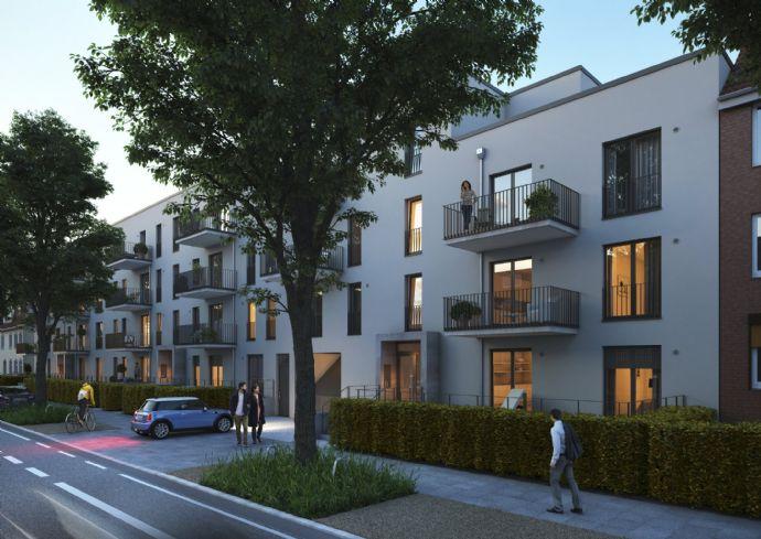 Provisionsfrei & bereits 80% verkauft! Großzügiges Penthouse in Fuhlsbüttel!