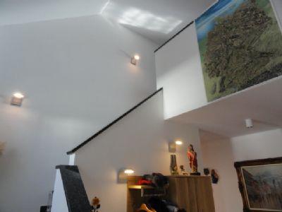 Treppenhaus mit Galerie