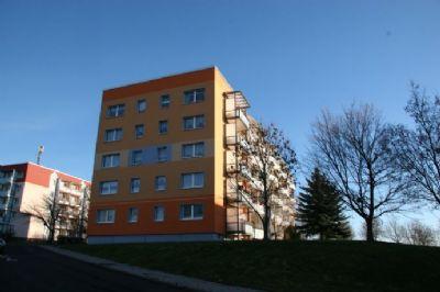 Giebelseite des Gebäudes