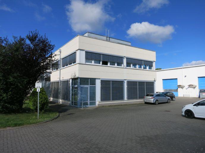 Gewerbeobjekt Mit Lagerhalle Vor Den Toren Von Schwerin Zu Verkaufen
