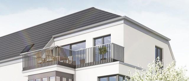St Gertrud   KLeines Penthouse Top !! Lage mit schöner Aussicht !!