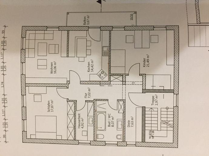 Einziehen und Wohlfühlen! 3,5-Zimmer-Wohnung mit Garten