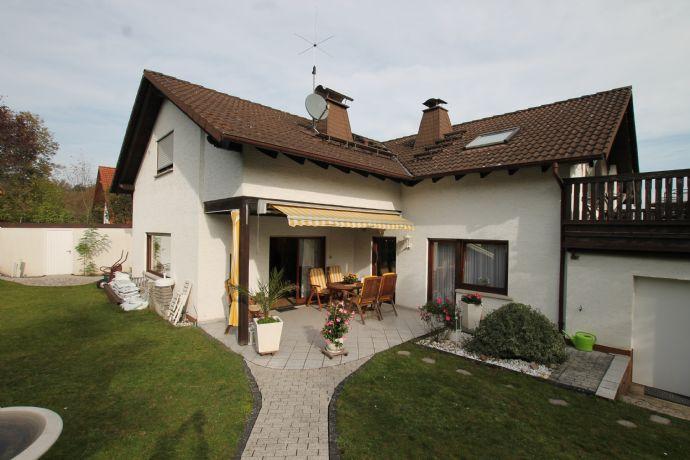 Zwei- Generationen Haus in Wetzlar- Stadtteil