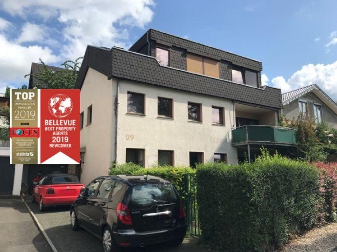 Großzügiges Einfamilienhaus mit Einliegerwohnung in ruhiger Anliegerstraße von Niederbachem