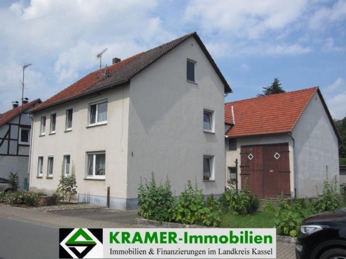 Bauernhaus mit Nebengebäude in Ortsrandlage - mit 360° Rundgang an Ihrem PC