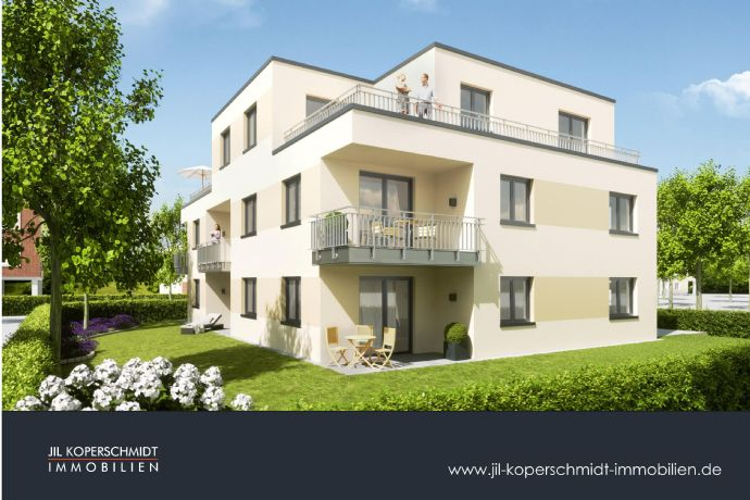 ABENDROTH-QUARTIER | HAUS JOHANNA | 7 barrierearme Neubau-Eigentumswohnungen