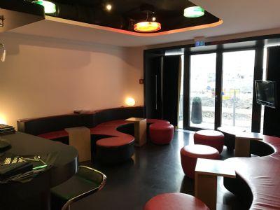 stylische hotelbar nahe checkpoint charlie pachten barbetrieb lounge berlin 2dlgt47. Black Bedroom Furniture Sets. Home Design Ideas