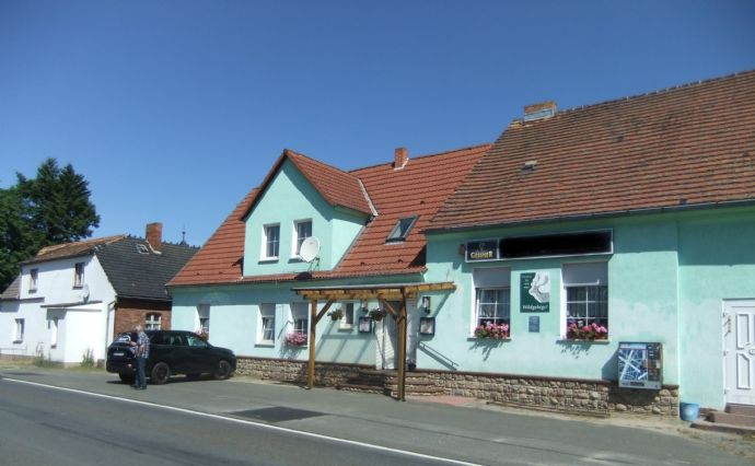 Bauernhof mit Stalllungen, Gastronomiebereich und Gäste-Zimmer
