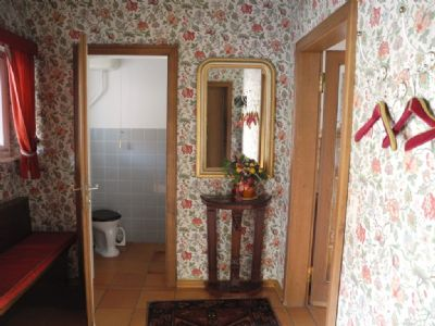EG Haupteingang, Garderobe, Gäste WC