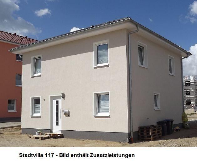 Wohnen in Lichtenow - kurz vor den Toren von Berlin - Stadtvilla 117