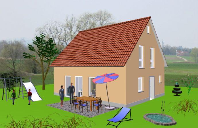 Jetzt zugreifen! - Neubau Einfamilienhaus zum günstigen Preis in Rügland