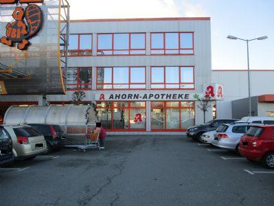Meerane Ladenlokale, Ladenflächen