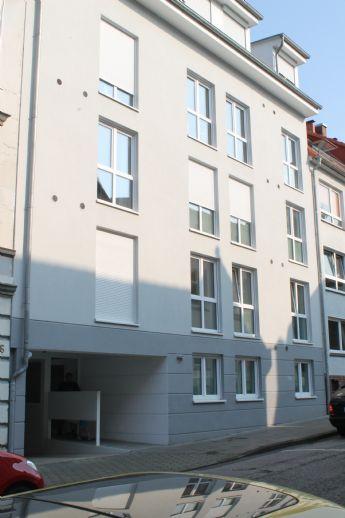 Traumhafte 3-Zimmer Dachgeschosswohnung mit Balkon und TG in Harburg