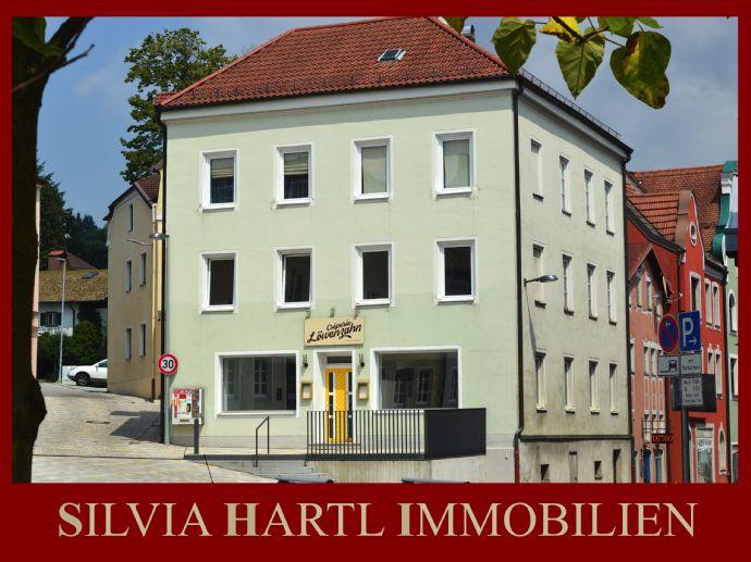 Wohn Und Geschaftshaus In Guter Innenstadtlage Stadthaus