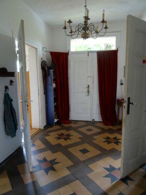 Wohnhaus Eingang Flur