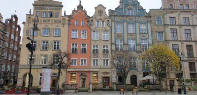 Gdansk Ladenlokale, Ladenflächen
