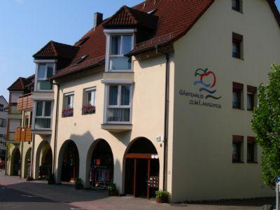 Gästehaus zum Landesteg - Ferienwohnung Nr. 5 in Bachstraße 8