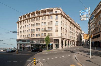 Lausanne Ladenlokale, Ladenflächen