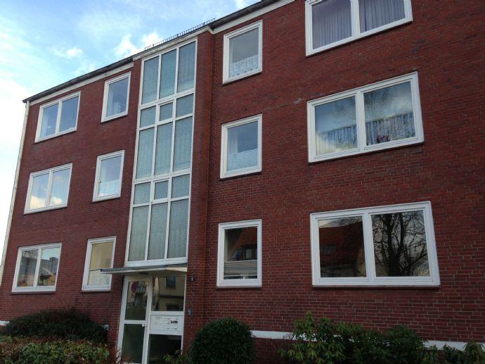 Möblierte Wohnung in Hamburg Wilstorf mit neuem Bad und Balkon