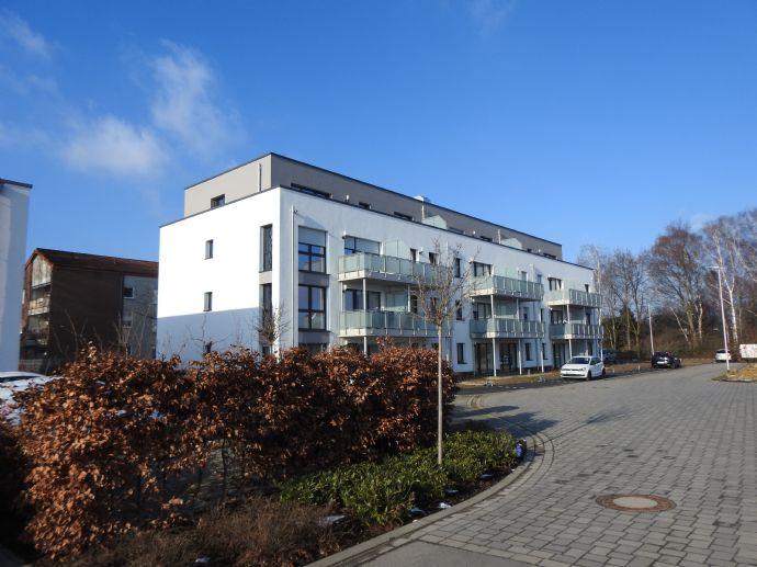 Hochwertige Penthouse-Wohnung nach neustem Standard (Passivhaus) / Zentrumsnah mit vielen Möglichke