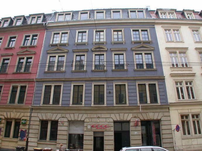 Görlitzer Straße - DD-Neustadt - 2-Zimmer - Massivholzparkett - Balkon