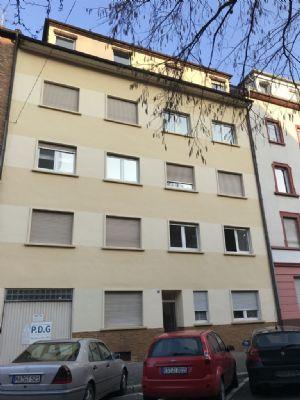 Schöne und ruhige 2 Zi-Wohnung mit EBK