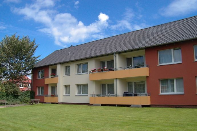 2 Zimmer Wohnung in Bredstedt zu vermieten!