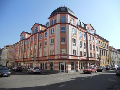 2-Raum-Wohnung, zentrumsnah in der Bahnhofsvorstadt von Zwickau