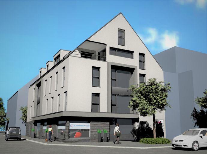 Neubau: Einzigartige 4,5-Zi.-Maisonette im Kirchheimer Steingauquartier (im Bau befindlich)