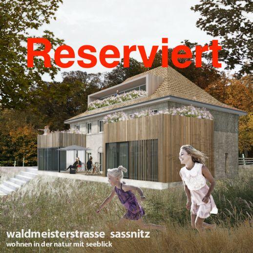 Wohntraum in der Natur mit Ostseeblick in Sassnitz