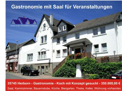 Herborn Gastronomie, Pacht, Gaststätten