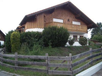 Haus Balkonseitig