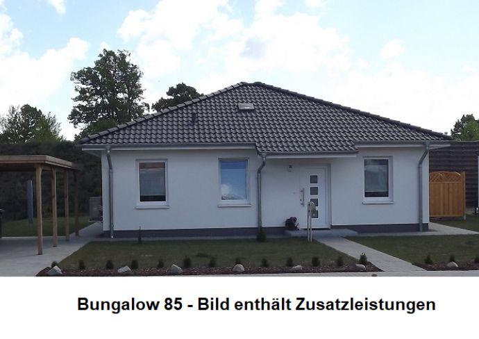 Bezahlbar Wohnen - Bungalow in Biesenthal!