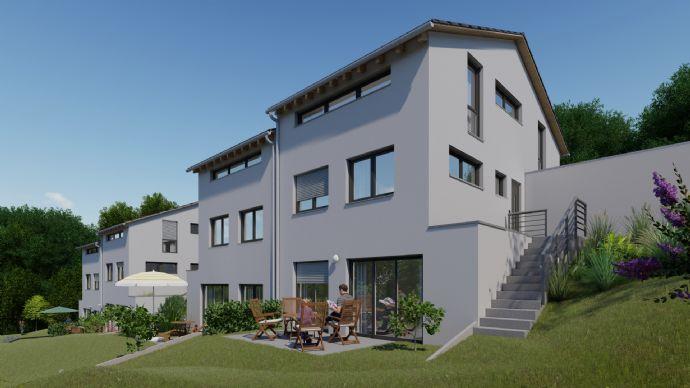Ihr neues Zuhause - Attraktive Doppelhaushälfte mit beidseitigem Garten auf sehr großem Grundstück