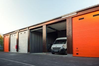 Ladenburg Garage, Ladenburg Stellplatz
